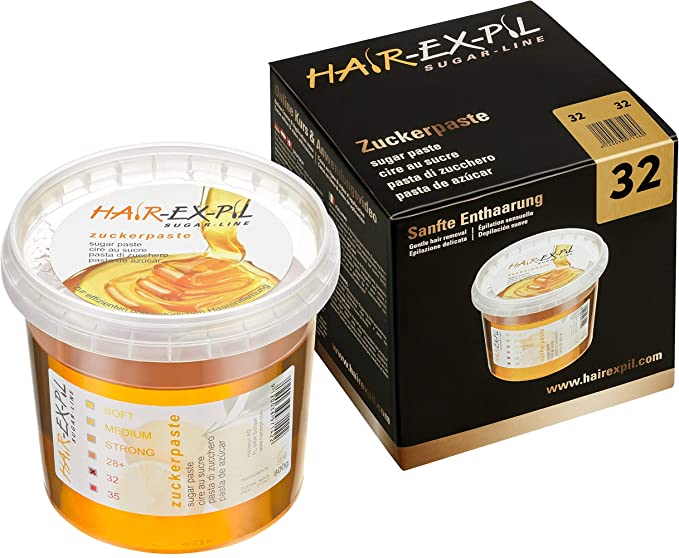 Pasta di zucchero professionale Hair Ex Pil