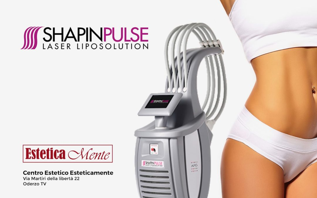 Shapinpulse: la liposuzione laser rivoluzionaria per rimodellare in tuo corpo in 30 minuti